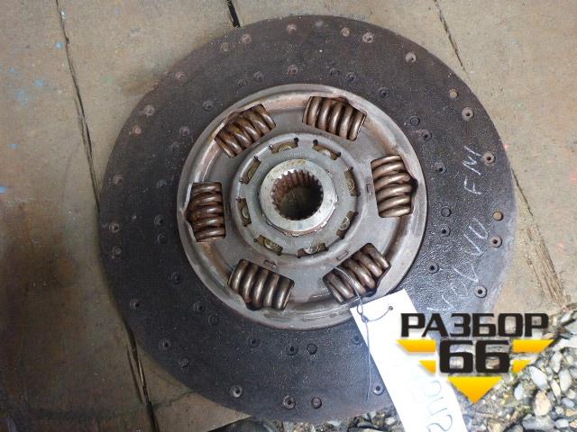 Услуги продвижения диск сцепления sachs 205 (камаз, маз, volvo др