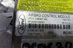 блок управления AIR BAG (2T1T14B321AC) для Ford Transit Connect c 2002г