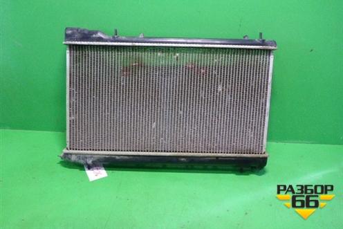 Радиатор охлаждения (АКПП) (PA66GF30) для Subaru Forester (Sg5-9) с 2002-2007г